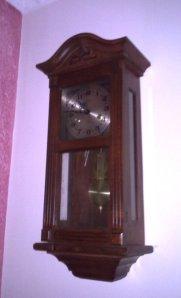 O bendito relógio